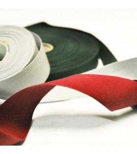 Algodón cinta de sarga - 50m