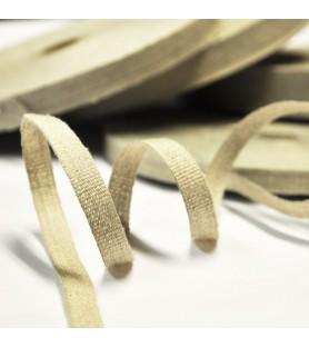 100% cintas de lino - 50m