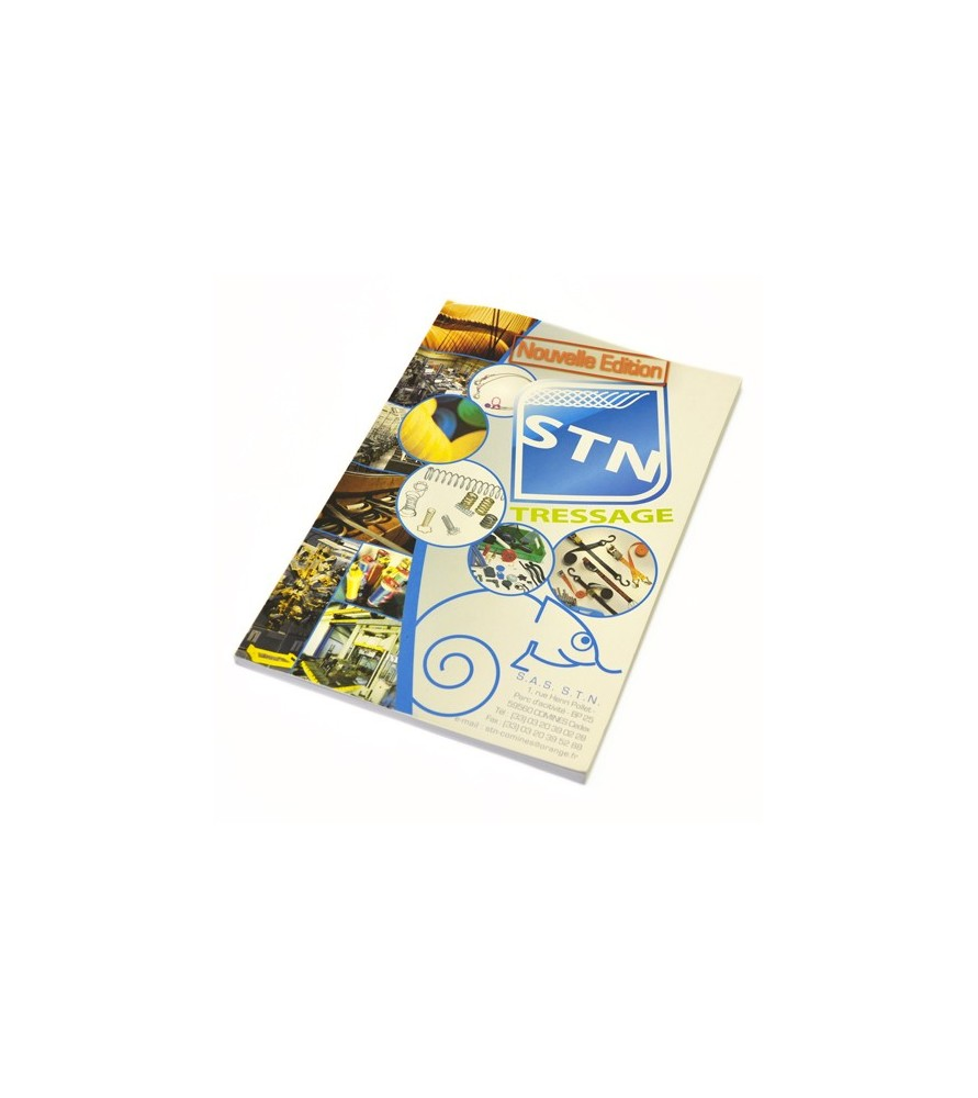 STN catalog - 150 pages
