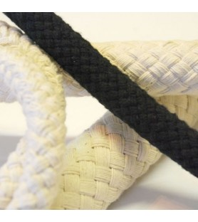 Smooth cotton rope - 100m