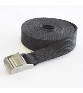 Flat Braided Elastic - 100m
