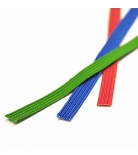 TE012 élastique plat - bobine de 100m