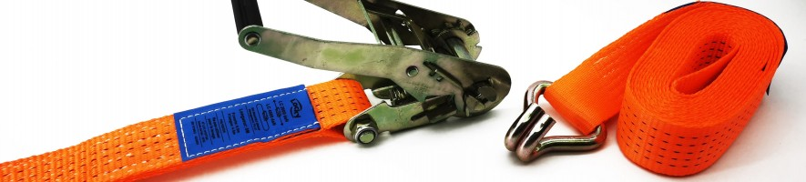 Tensioners and slings