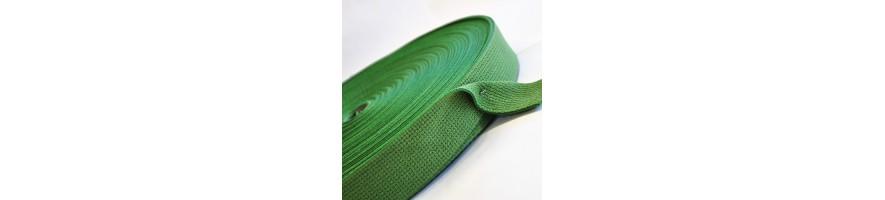 Sangle coton au rouleau - fabrication française