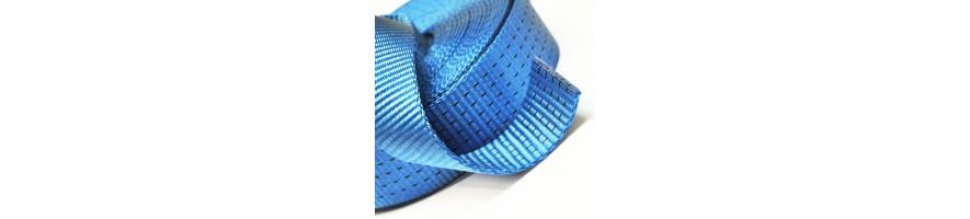 Ultra high-strength polyester webbing, sold roller