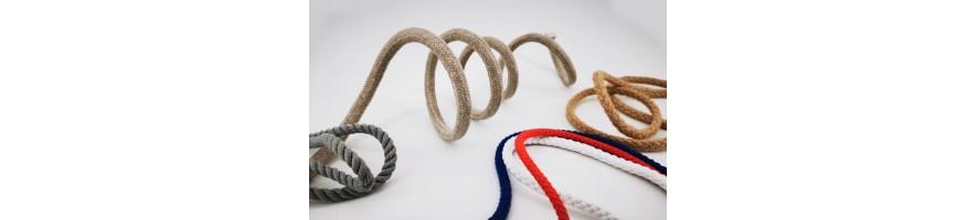 Deco cotton strings