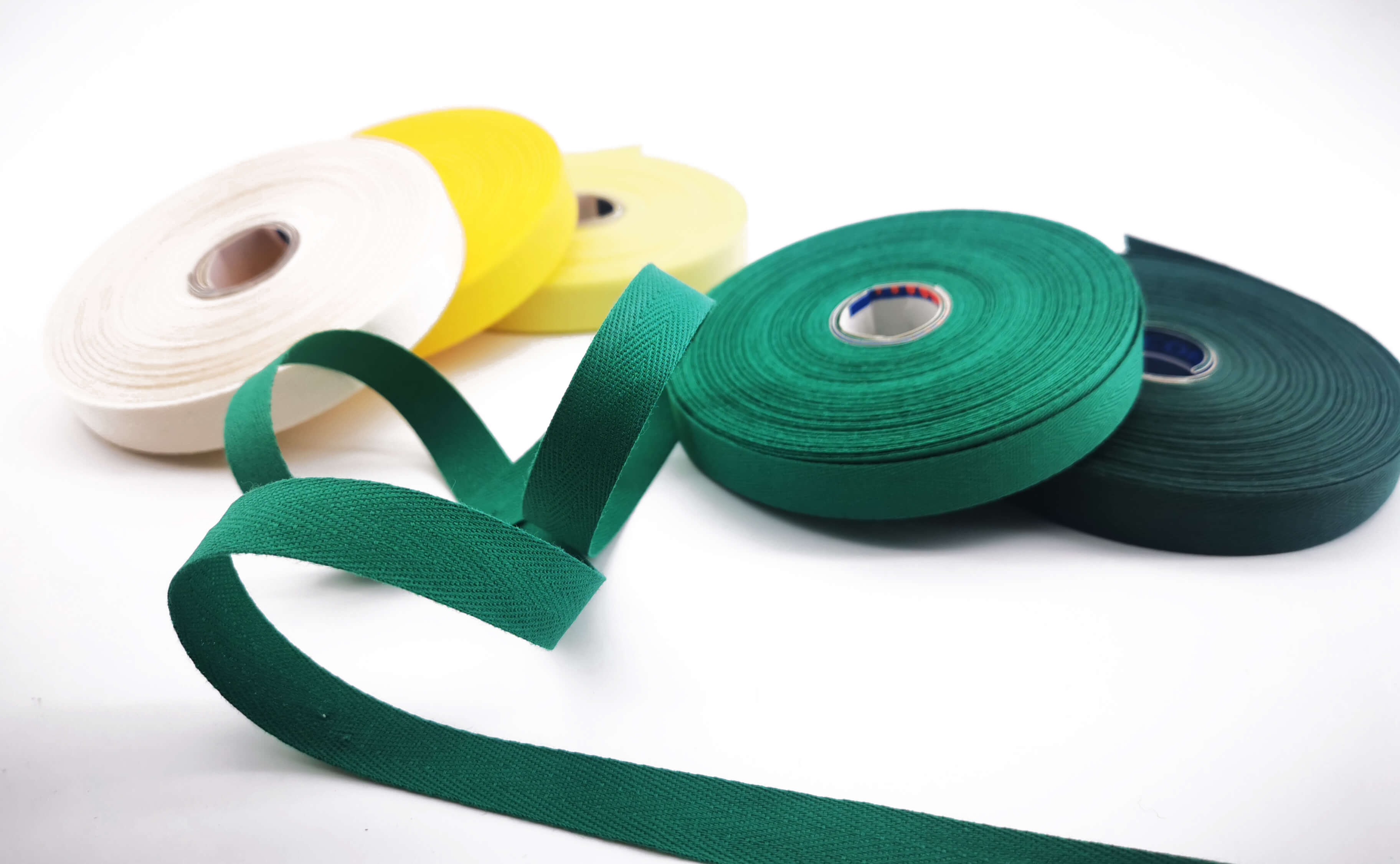 Linen & Cotton Ribbons